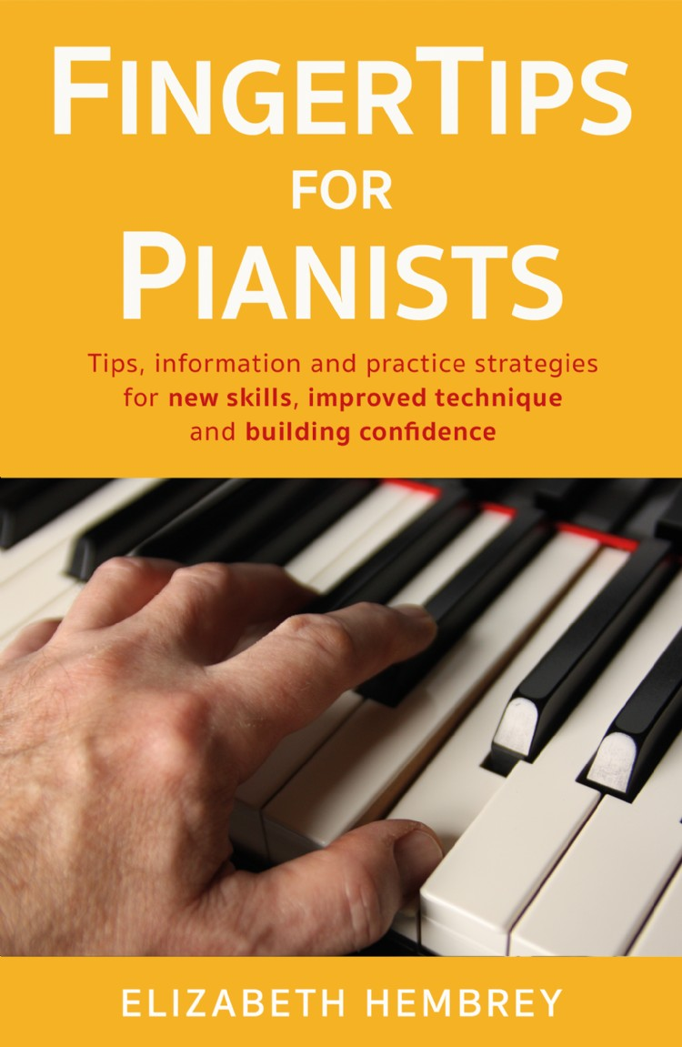 Troubador FingerTips for Pianists