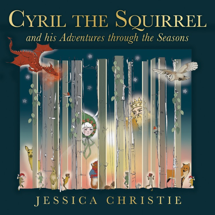 Troubador Cyril the Squirrel and his Adventures through the Seasons