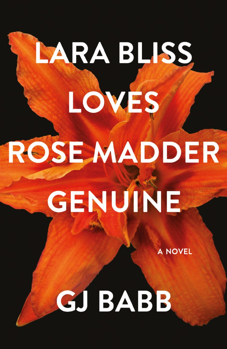 Troubador Lara Bliss Loves Rose Madder Genuine