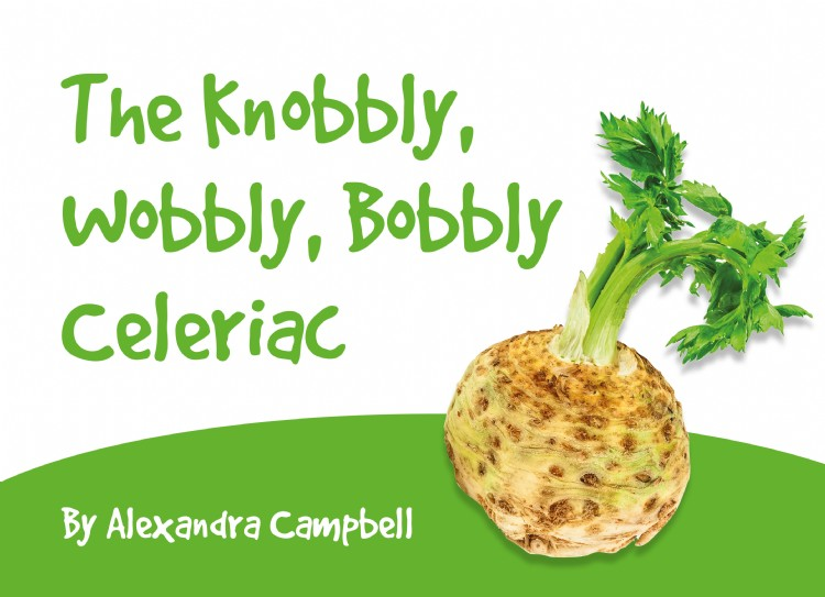Troubador The Knobbly, Wobbly, Bobbly Celeriac