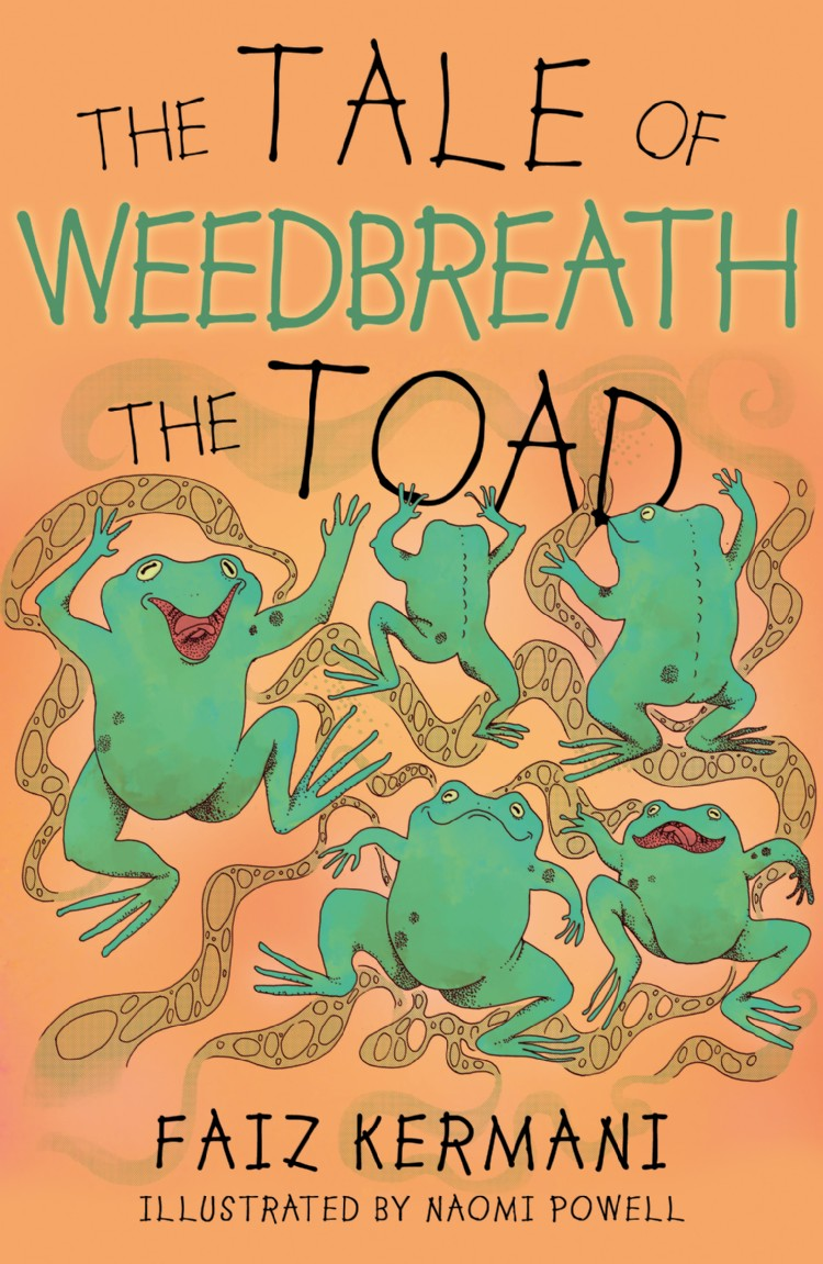 Troubador The Tale of Weedbreath the Toad