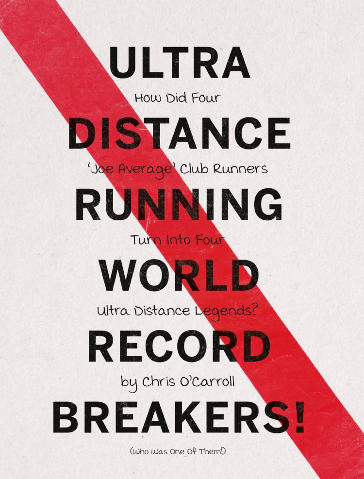 Troubador Ultra Distance Running - World Record Breakers!