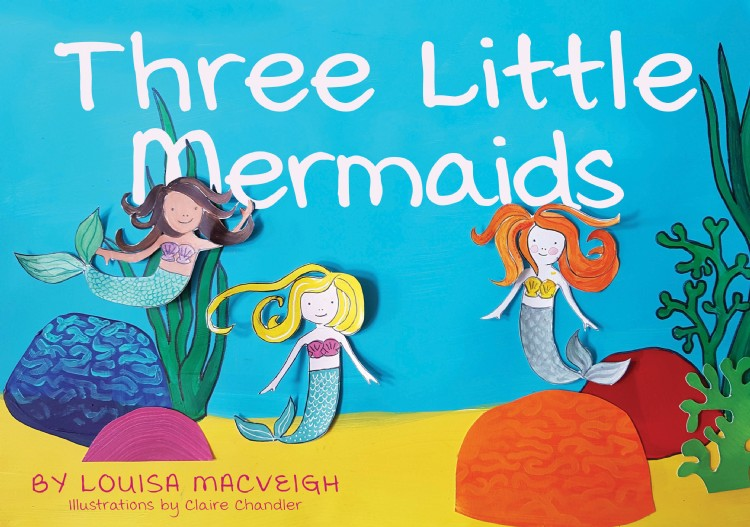 Troubador Three Little Mermaids