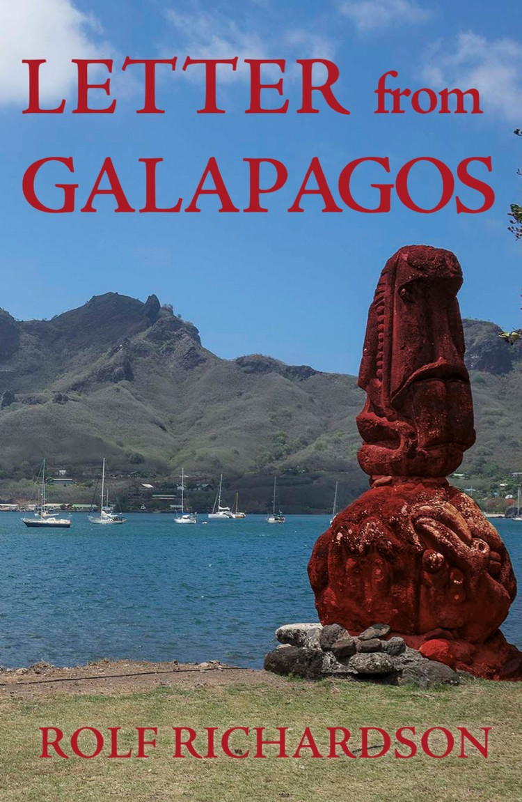 Troubador Letter from Galapagos