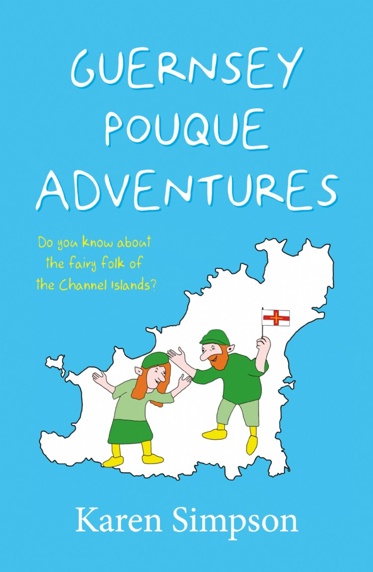 Troubador Guernsey Pouque Adventures