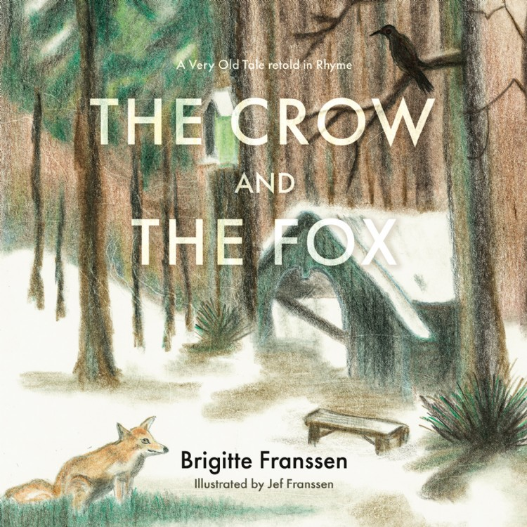 Troubador The Crow and the Fox