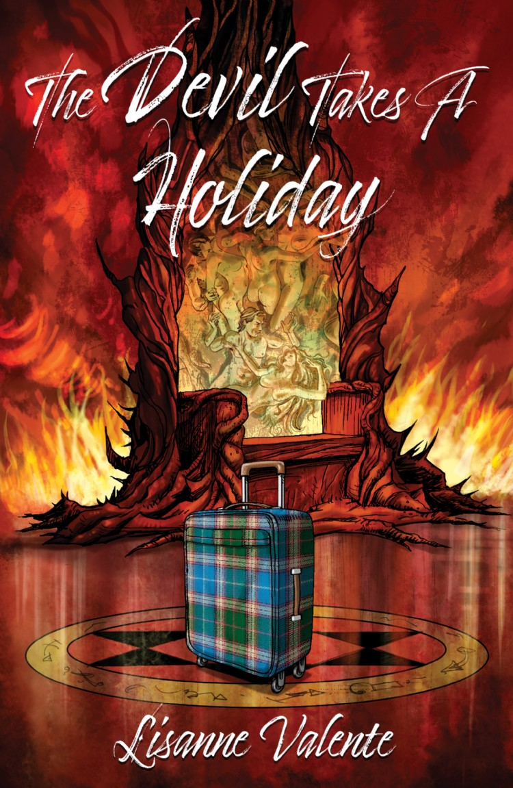Troubador The Devil takes a Holiday
