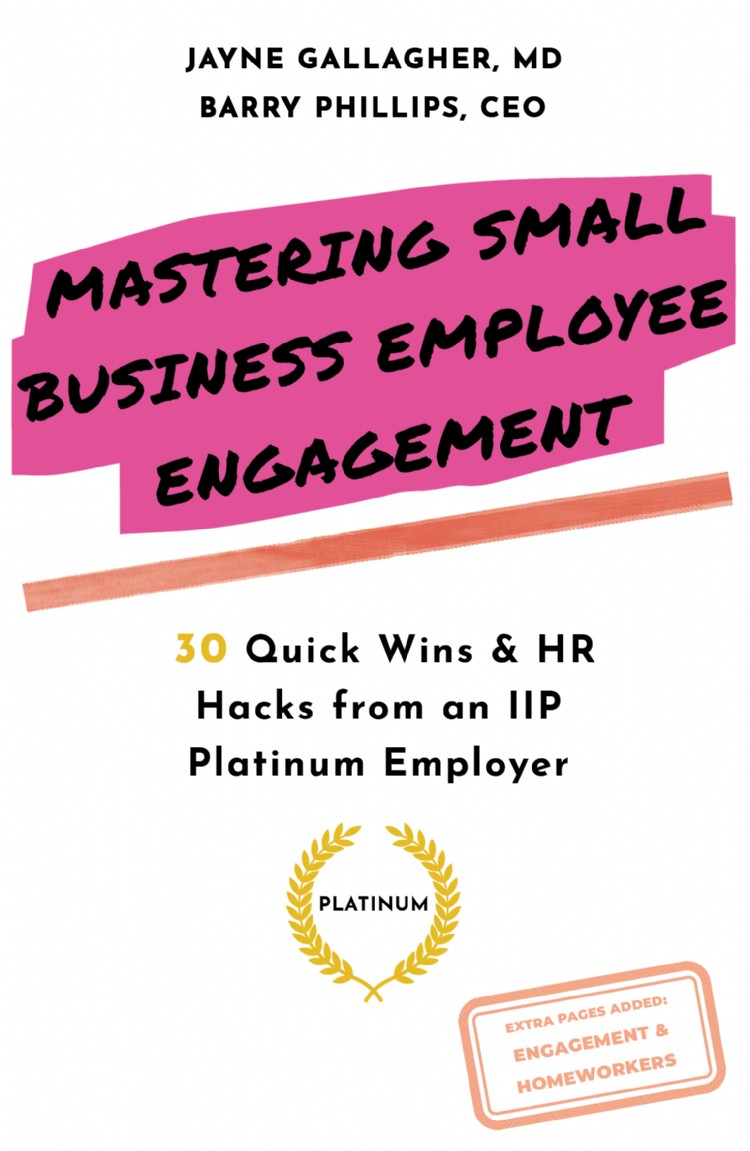 Troubador Mastering Small Business Employee Engagement