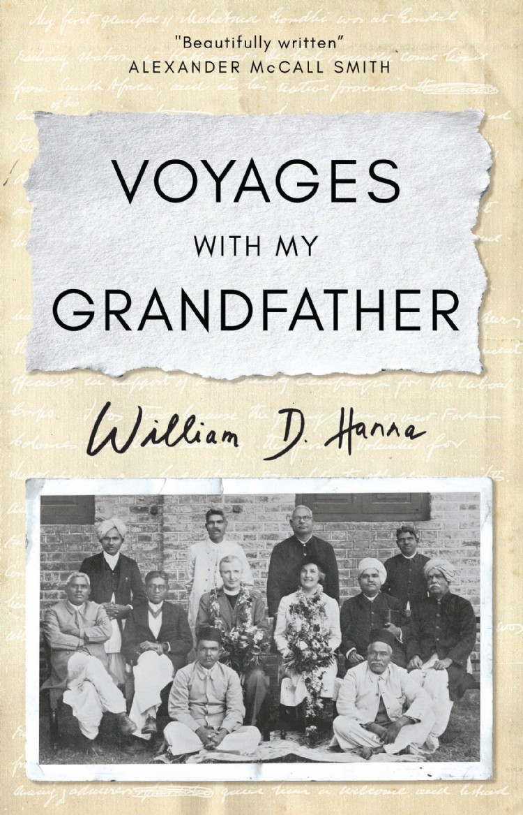 Troubador Voyages with my Grandfather