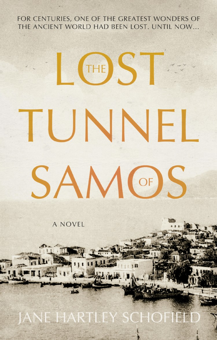 Troubador The Lost Tunnel of Samos