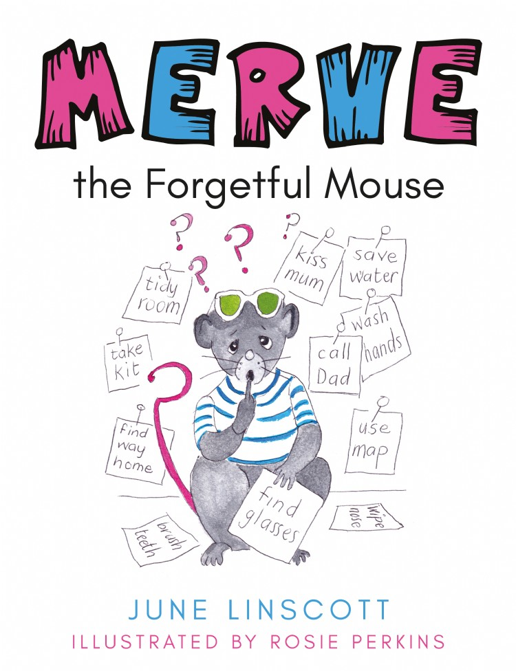 Troubador Merve the Forgetful Mouse