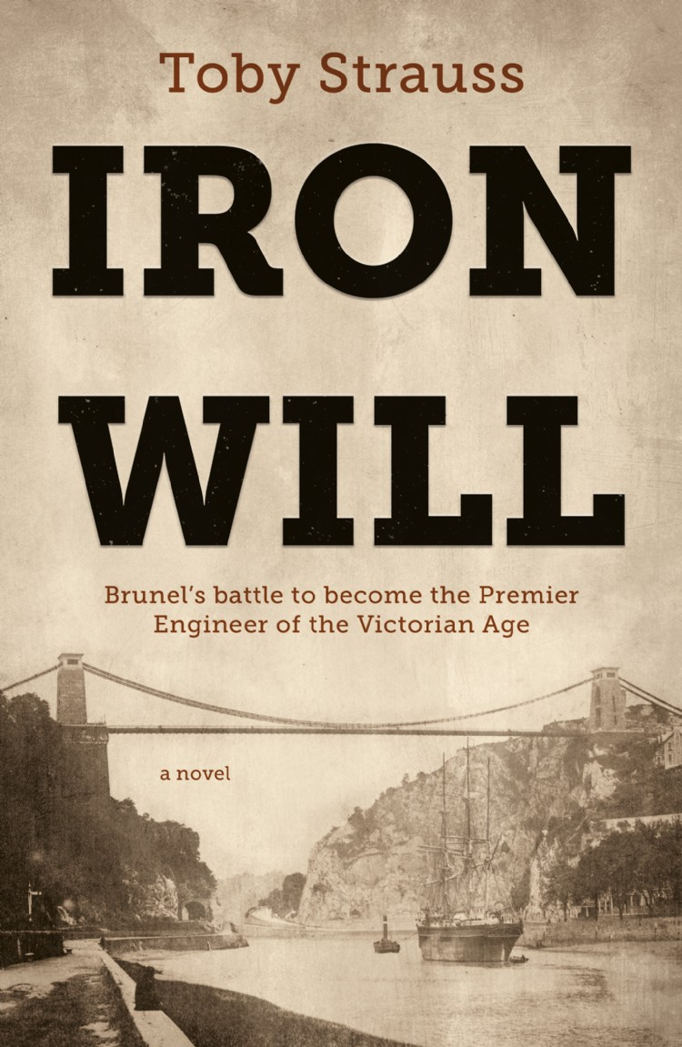 Iron Will Toby Strauss