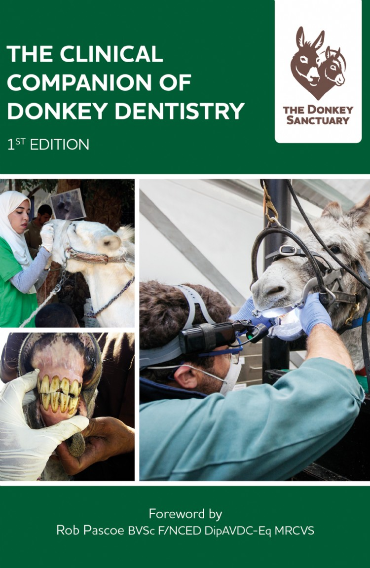 Troubador The Clinical Companion of Donkey Dentistry