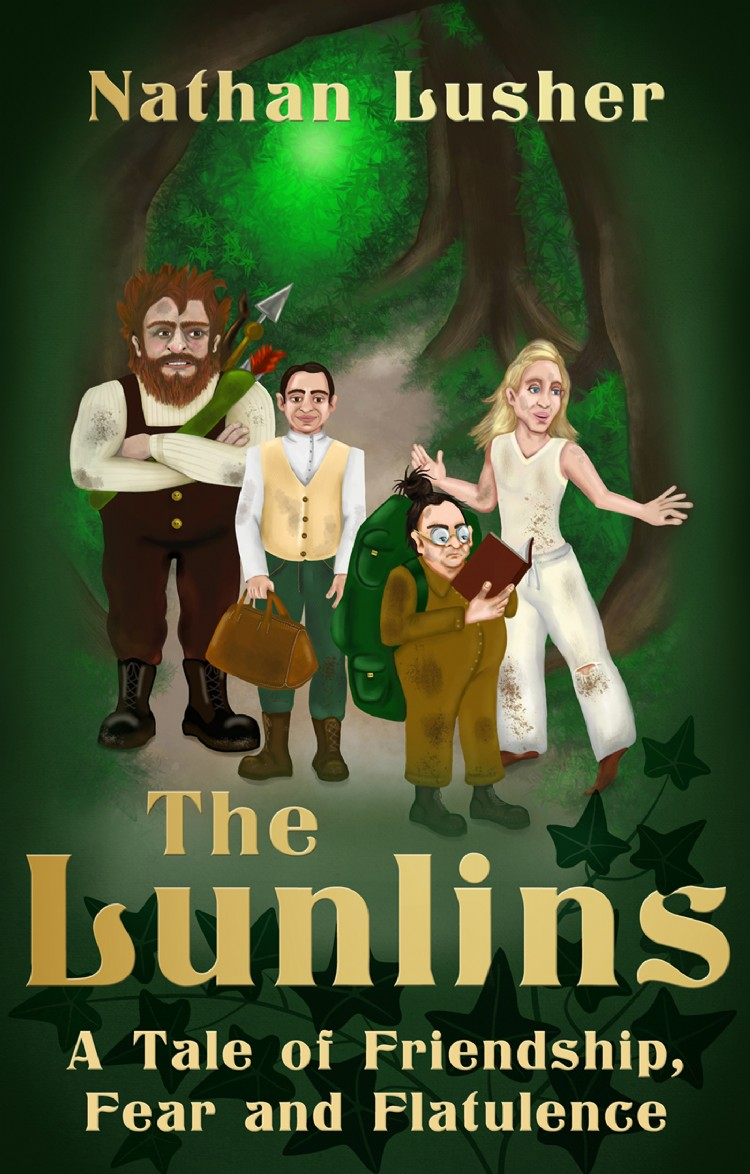 Troubador The Lunlins – A Tale of Friendship, Fear and Flatulence