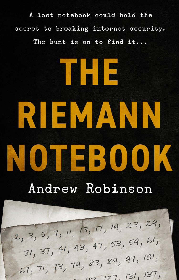Troubador The Riemann Notebook