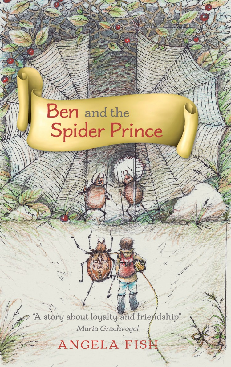 Troubador Ben and the Spider Prince