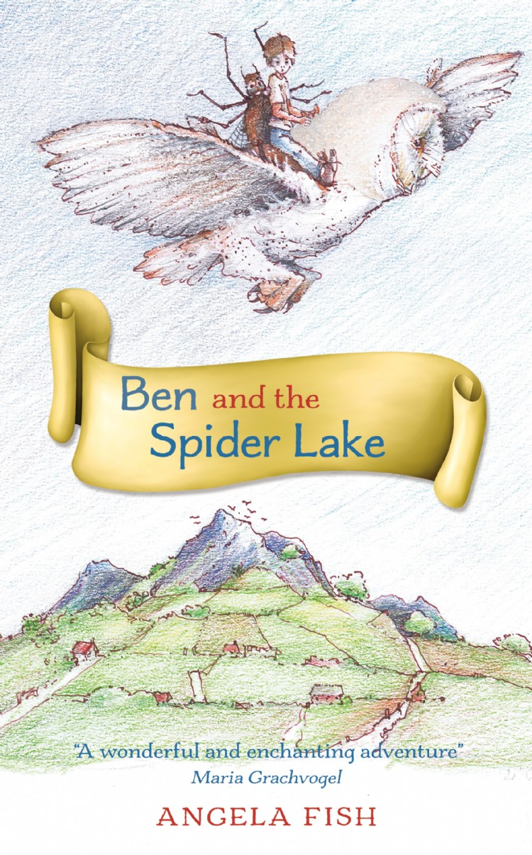 Troubador Ben and the Spider Lake