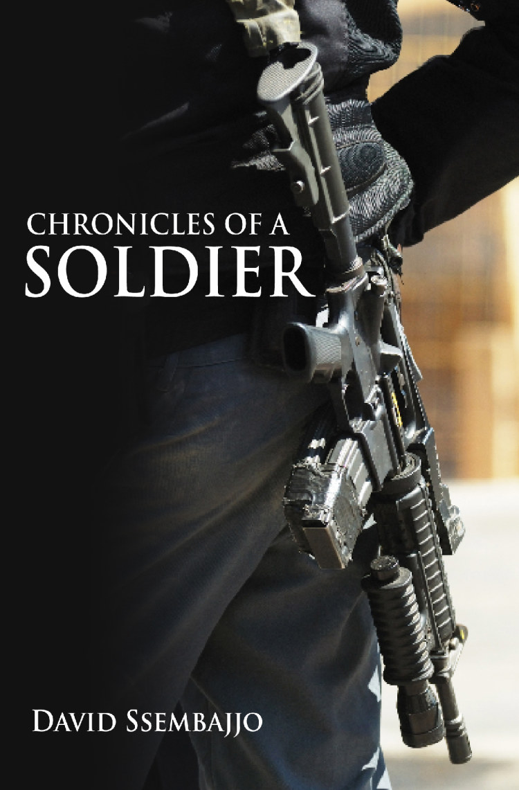 Troubador Chronicles of a Soldier