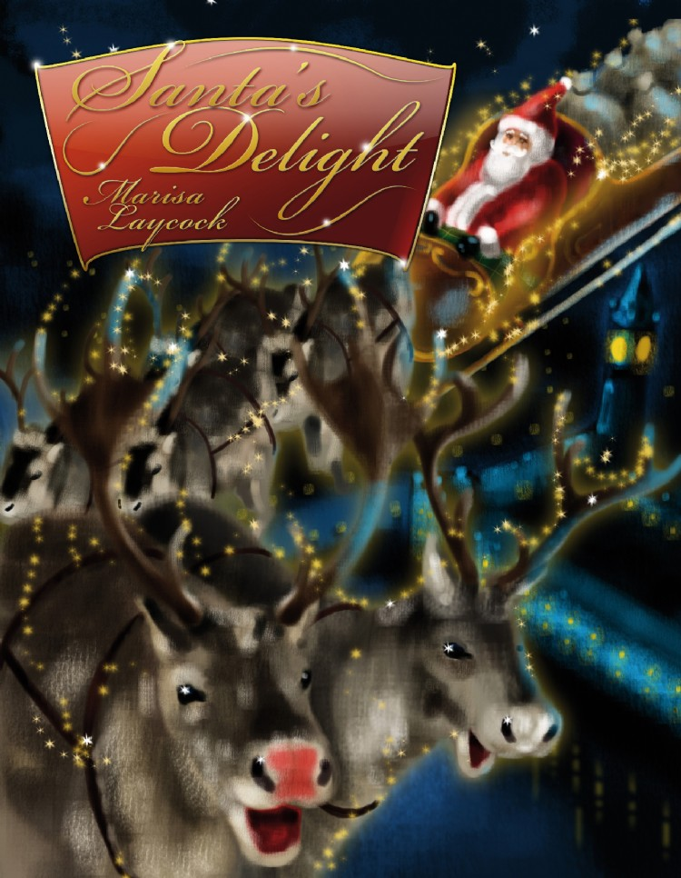 Troubador Santa's Delight