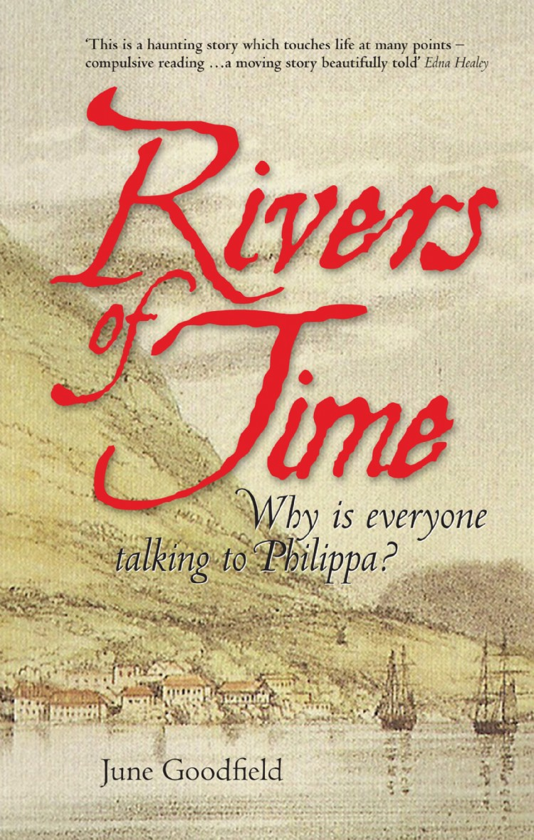 Troubador Rivers of Time (Second Edition)