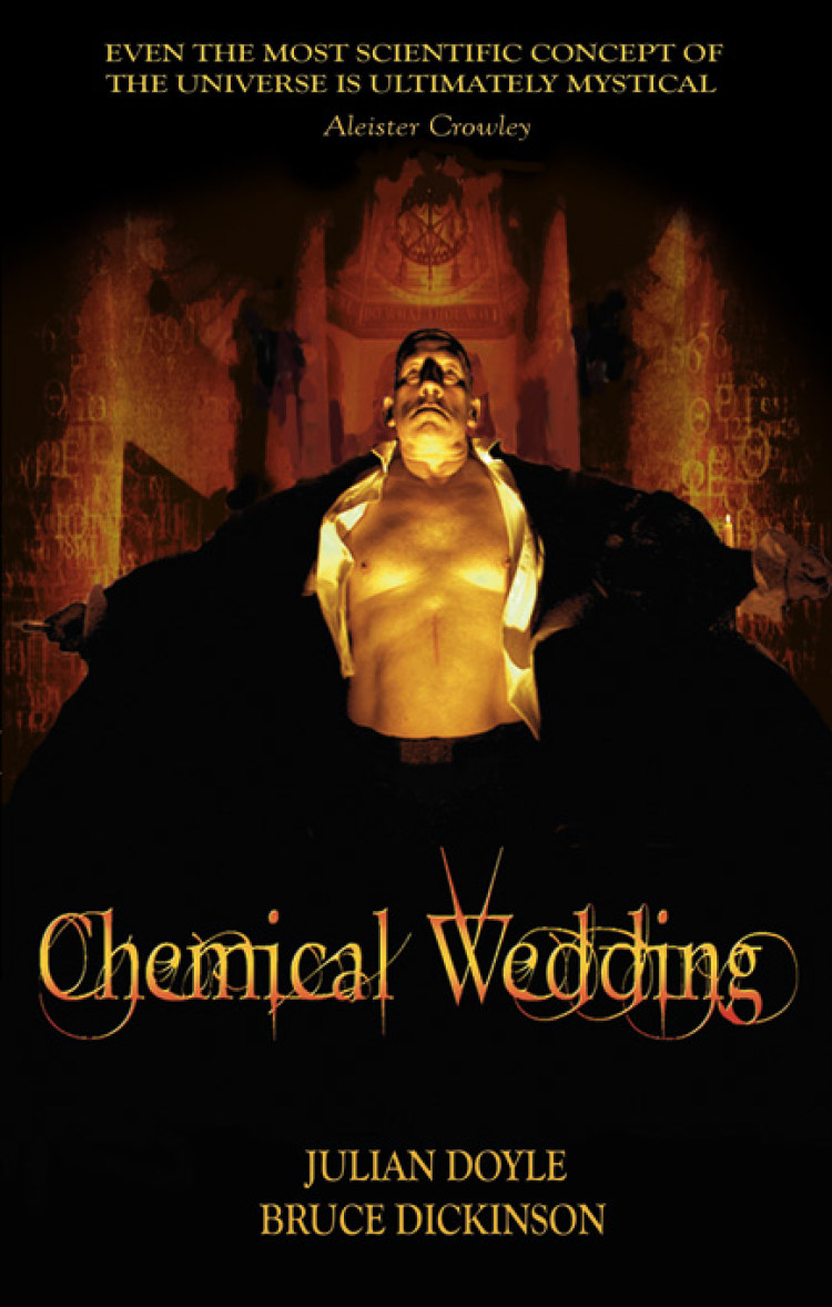 Troubador Chemical Wedding