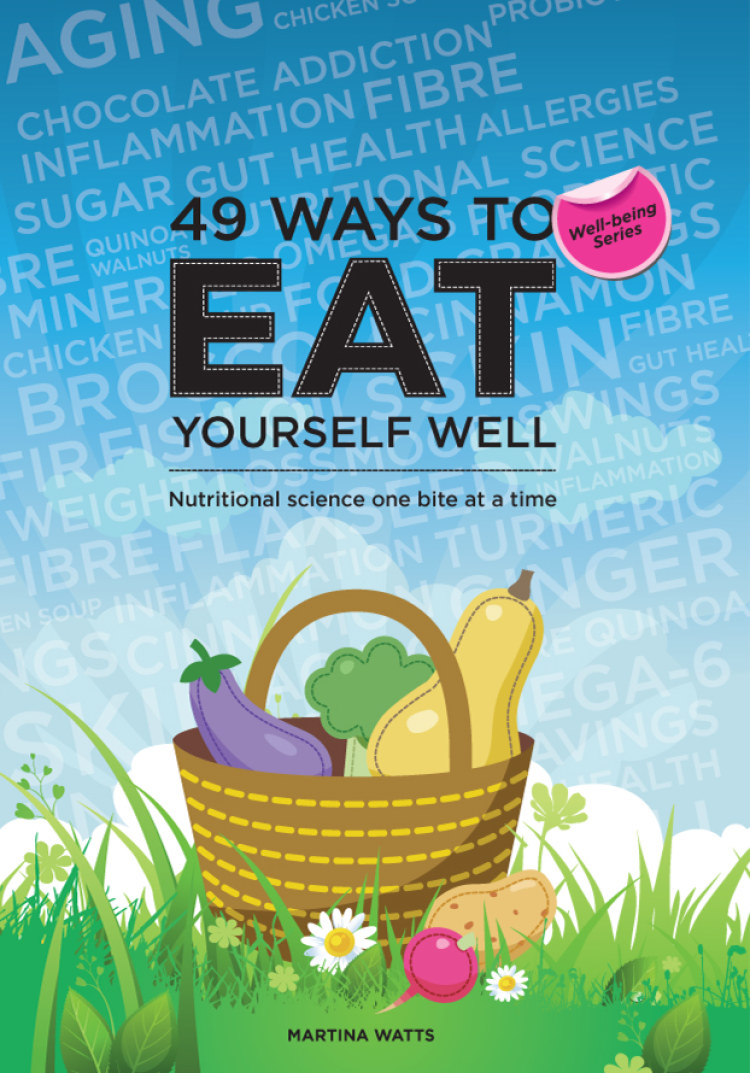 Troubador 49 Ways to Eat Yourself Well