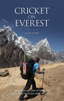 Picture of Cricket on Everest