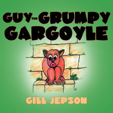 Picture of Guy the Grumpy Gargoyle