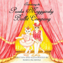 Picture of Introducing the Pusska Moggyinsky Ballet Company