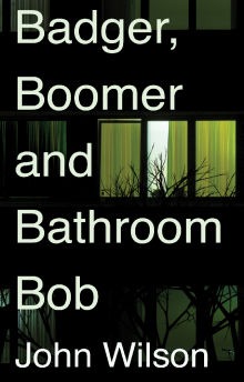 Picture of Badger, Boomer and Bathroom Bob