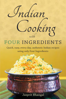 Picture of Indian Cooking with Four Ingredients