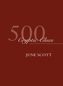 Picture of 500 Cryptic Clues