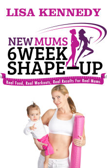 Picture of New Mums 6 Week Shape Up