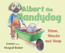 Picture of Albert the Handydog