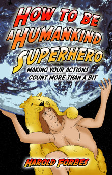 Picture of How to be a Humankind Superhero