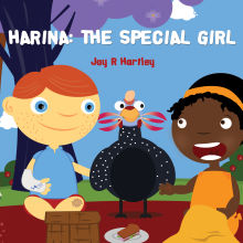 Picture of Harina: The Special Girl