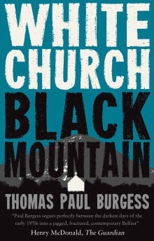 Picture of White Church, Black Mountain