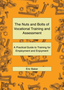 Picture of The Nuts and Bolts of Vocational Training and Assessment