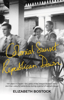 Picture of Colonial Sunset, Republican Dawn