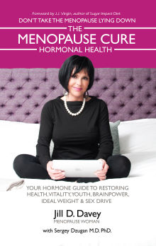 Picture of The Menopause Cure and Hormonal Health