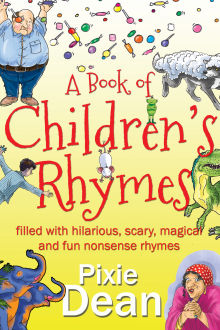 Picture of A Book of Children's Rhymes