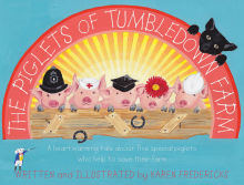 Picture of The Piglets of Tumbledown Farm