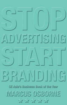 Picture of Stop Advertising, Start Branding