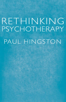 Picture of Rethinking Psychotherapy