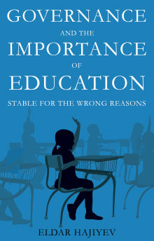 Picture of Governance and the Importance of Education