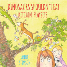 Picture of Dinosaurs Shouldn't Eat Kitchen Playsets