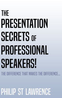Picture of The Presentation Secrets of Professional Speakers!