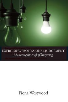 Picture of Exercising Professional Judgement