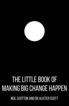 Picture of The Little Book of Making Big Change Happen