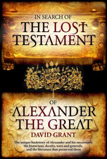 Picture of In Search Of The Lost Testament of Alexander the Great
